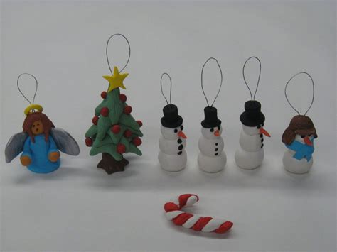 dry clay christmas ornaments by aleximusprime on deviantart