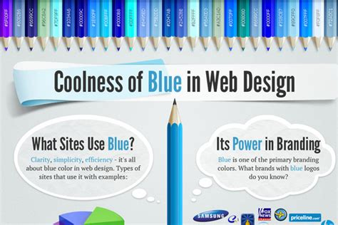blue color code blue web design inspiration tips and best blue color codes