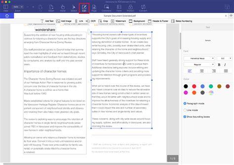 tutorial video editing pdf how to edit pdf text on mac