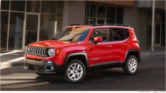 Jeep Small Suv Jeep Unveils New Renegade Small Suv Mar 4 2014