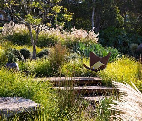 native look modern garden landscape design idea archinspire
