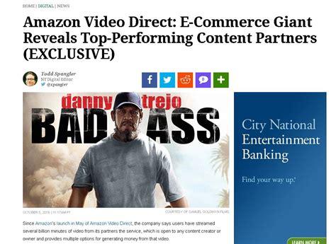amazon video direct amazon video direct e commerce giant reveals top
