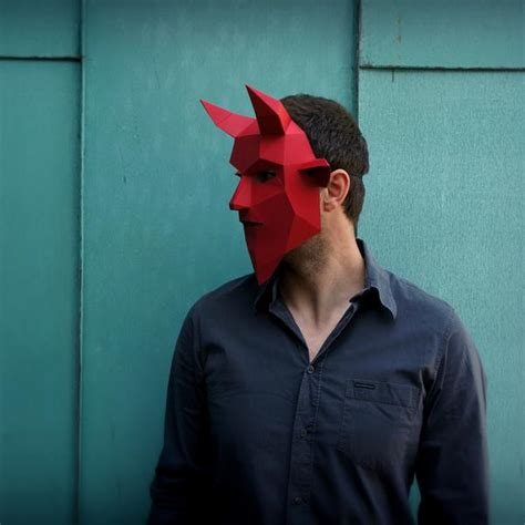devil mask wintercroft