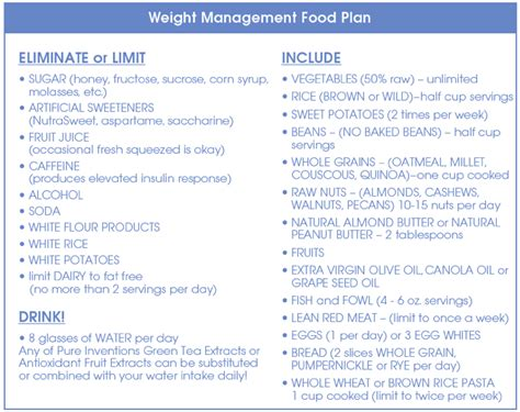 weight management plans weight management plan best diet solutions program