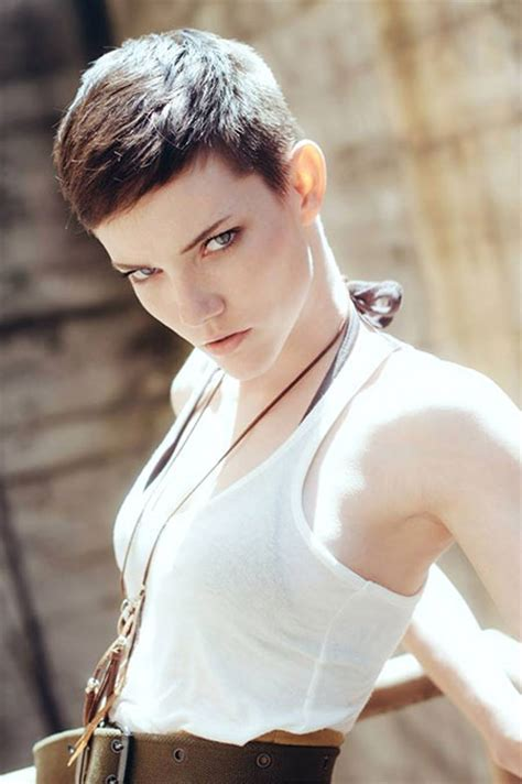boyish hairstyles for pixie haircut images hairstyles 2016 2017 most