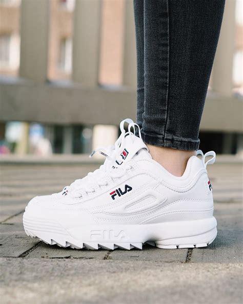 fila fashion sneakers tendance chausseurs femme 2017 the beast is back