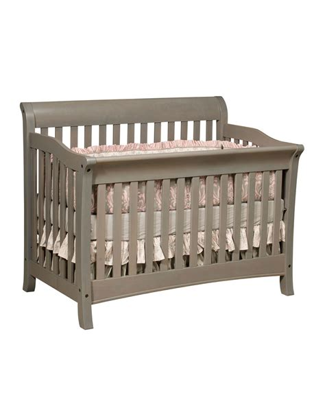 Berkley Conversion Crib Amish Direct Furniture Crib Converter