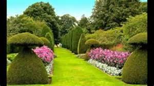 os jardins mais lindos