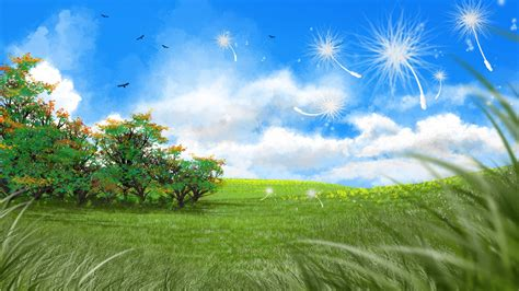 windows background themes spring desktop backgrounds size wallpaper cave