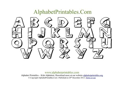 printable english alphabet pdf alphabet printable images gallery category page 6