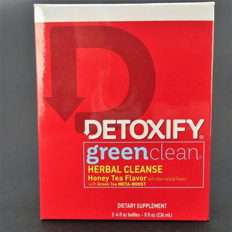 Denver Detox by Green Clean Detoxify Detox Drink Myxedup Glass