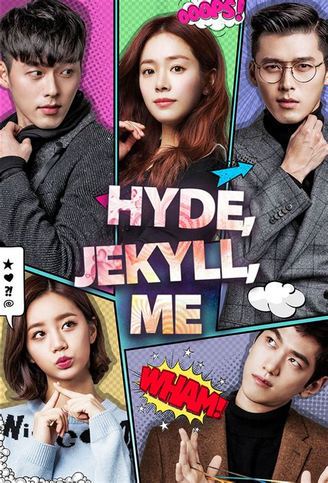 drakorindo hyde jekyll me hyde jekyll and i tv show 2015
