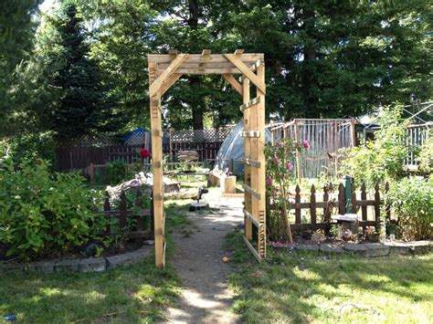 Garden Arbor Made From Pallets 51 Best Images About Gardening On Gardens