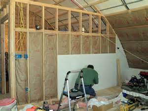 image gallery insulating inside walls