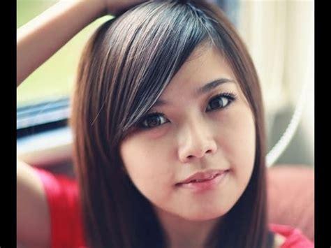 hairstyles bangs youtube medium length hairstyles with bangs youtube