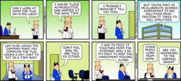free work from home dilbert working from home management briefs