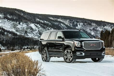 gmc yukon reviews research new used models motor trend