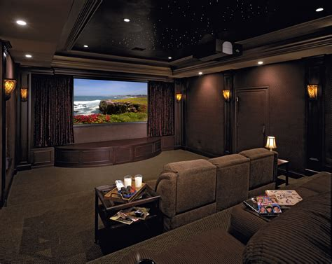 electronic creations home theater installation