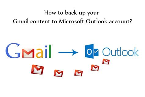 how to forward email from outlook gmail and yahoo youtube back up your gmail content to microsoft outlook account