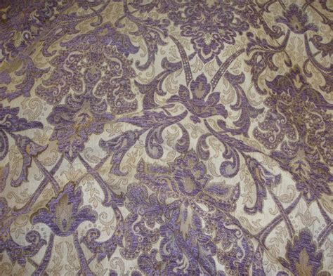 50s Upholstery Fabric by 50 Yards Chenille Damask Chenille Upholstery