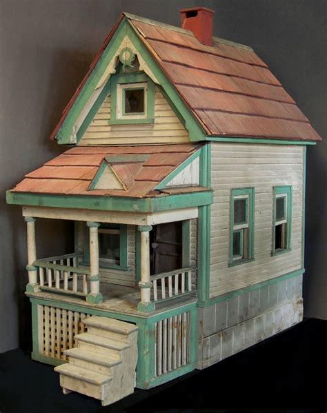Handmade Dolls Houses - muleskinner antiques ronald korman proprietor 5548