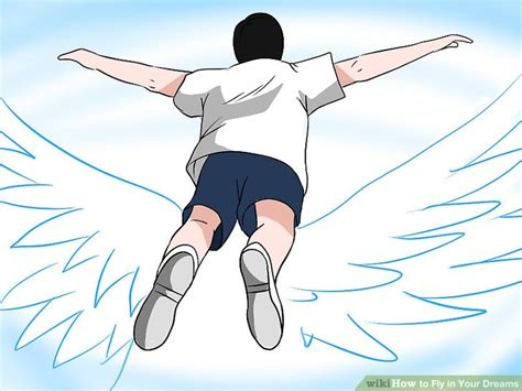 how to fly with a how to fly in your dreams with pictures wikihow