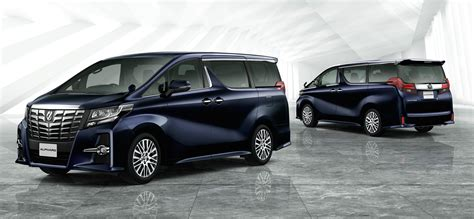 Luxury Toyota Toyota Planning To Launch Luxury Mpv Alphard In India