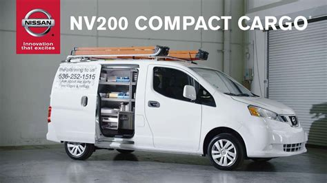 nissan nv200 cargo nissan nv200 cargo pixshark com images galleries