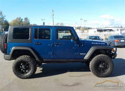 2009 jeep wrangler unlimited 2009 jeep wrangler unlimited rubicon suv crossover