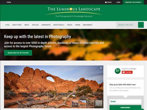 Landscape Photography Websites 6 Adventurous Websites To Help You Grow As A Landscape