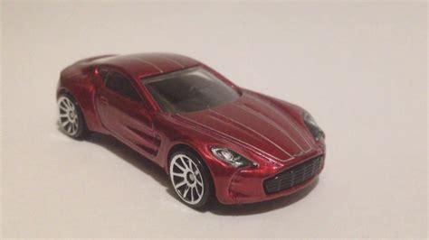 Aston Martin Merah 2017 Hotwheels Berkualitas wheels aston martin one 77 2017 j