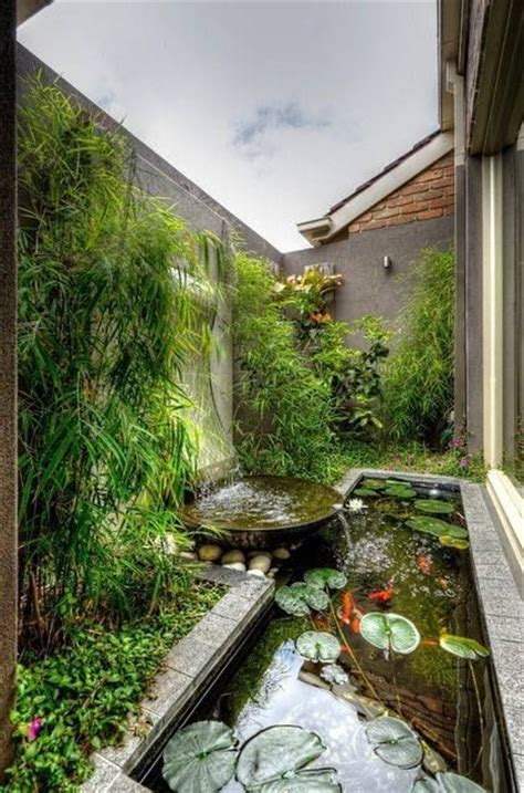 a peaceful zen style garden 166 best ponds images on pinterest ponds water features