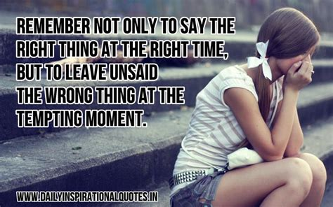 12 Signs Its The Right Time To Say I You by Remember Not Only To Say The Right Thing At The Right Time