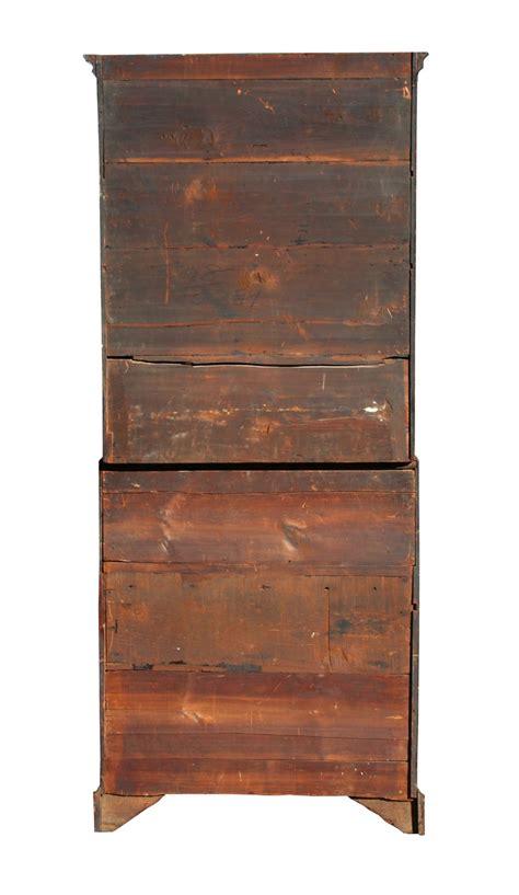 vintage maple secretary tiger maple desk for sale antiques com classifieds