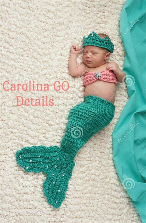 cola sirena tejido para bebe disfraz de sirena sirenita beb 233 tejido crochet env 237 o