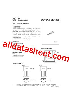 datasheet transistor fn 1016 sc1016 データシート pdf list of unclassifed manufacturers