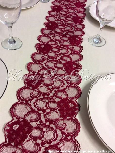 burgundy lace table runner 1000 images about prayer breakfast ideas on
