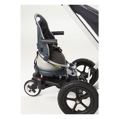 pedana passeggino bebè confort buggypod buggypod perle adattatore board adapter grey