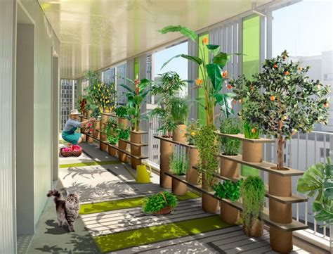 Indoor Vegetable Garden Ideas Decora 231 227 O De Varandas De Apartamentos 11 Ideias Fant 225 Sticas