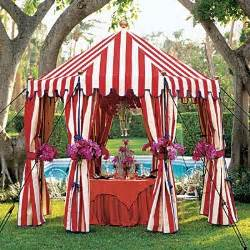 Carnival Canopy Tent by Bella Grace Party Designs Inspiration Carnival Tent