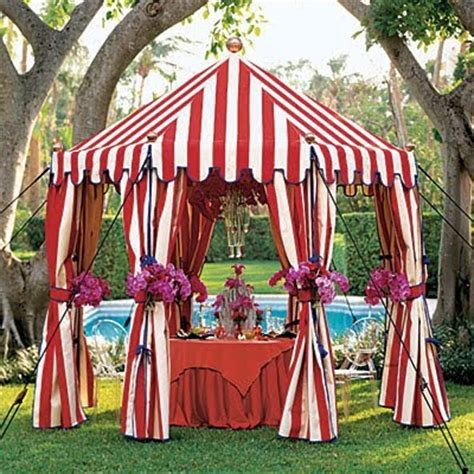 Circus Tent Decorations by Grace Designs Inspiration Carnival Tent