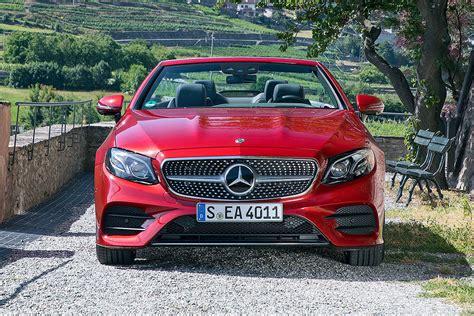 Autobild E Klasse Test by Mercedes E Klasse Cabrio 2017 Test Bilder Autobild De