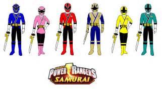 samurai power ranger clipart