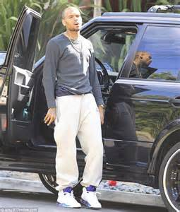 karrueche new car an angry chris brown rear ends another car and ex