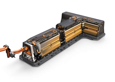 external form factor of 2016 chevy volt battery unchanged