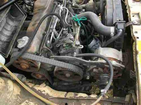 how does a cars engine work 1986 volkswagen passat transmission control find used 1982 volkswagen jetta base sedan 4 door w 1986 1 6l diesel engine in sadorus