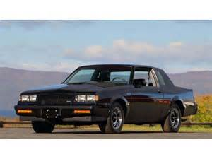 Buick Grand National 1987 Buick Grand National For Sale On Classiccars 30