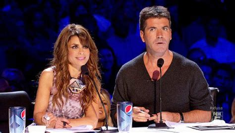 Paula Still Explaining Simon Chimes In by Podcast Paula Abdul Or Simon Cowell Mwjr 07 26 17 90