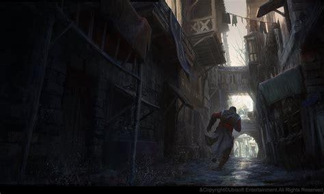 the art of assassins assassin s creed unity concept art by gilles beloeil concept art world