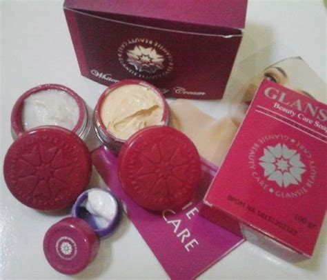 Glansie Paket Normal Beautycare glansie scare whitening paket normal dan acne